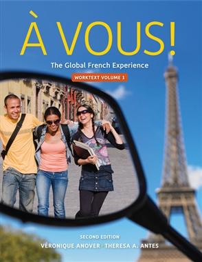 Cengage Advantage: À Vous!, Worktext Volume I, Chapters 1-8 - 9780495916963