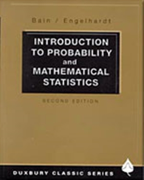 Introduction to Probability and Mathematical Statistics - 9780534380205