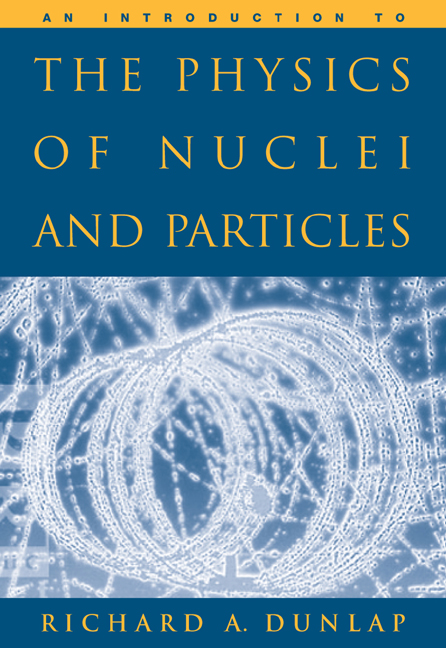 An Introduction to the Physics of Nuclei and Particles - 9780534392949