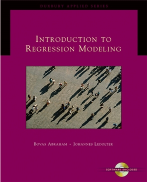 Introduction to Regression Modeling - 9780534420758