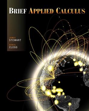 Brief Applied Calculus - 9780534423827