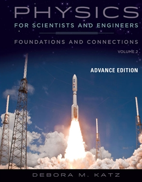 Physics for Scientists and Engineers: Foundations and Connections, Advance Edition, Volume 2 - 9780534466862