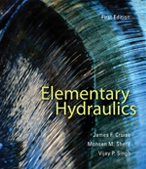 Elementary Hydraulics - 9780534494834