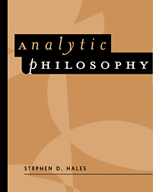 Analytic Philosophy: Classic Readings - 9780534512774