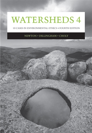 Watersheds 4: Ten Cases in Environmental Ethics - 9780534521264