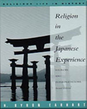 Religion in the Japanese Experience: Sources and Interpretations - 9780534524616