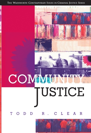 Community Justice - 9780534534097