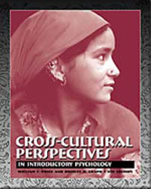 Cross-Cultural Perspectives in Introductory Psychology - 9780534546533