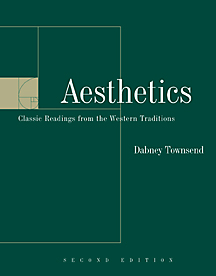 Aesthetics: Classic Readings from the Western Tradition - 9780534551469