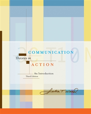 Communication Theories in Action: An Introduction - 9780534566395