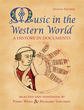 Music in the Western World - 9780534585990
