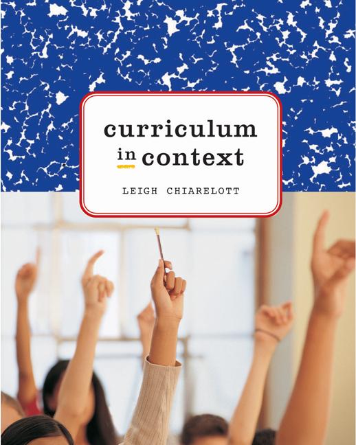 Curriculum in Context - 9780534592127