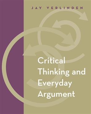 Critical Thinking and Everyday Argument - 9780534601744