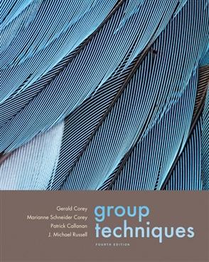 Group Techniques - 9780534612696