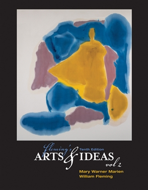 Fleming's Arts and Ideas, Volume 2 - 9780534613839