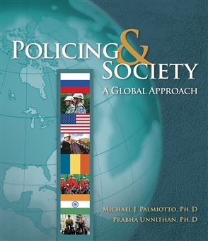 Policing and Society: A Global Approach - 9780534623432