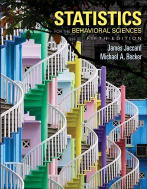 Statistics for the Behavioral Sciences - 9780534634032