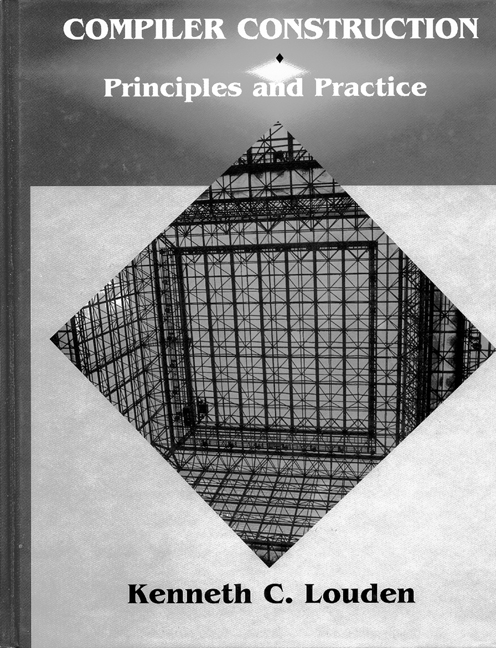 Compiler Construction: Principles and Practice - 9780534939724