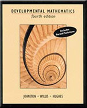 Cengage Advantage Books: Developmental Mathematics - 9780534945008