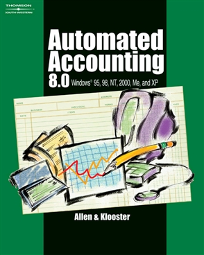 Automated Accounting 8.0 - 9780538435055