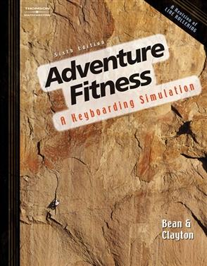 Adventure Fitness: A Keyboarding Simulation - 9780538442992