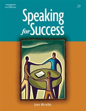 Speaking for Success - 9780538443784