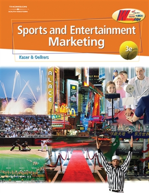Sports and Entertainment Marketing - 9780538445153