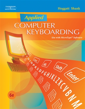 Applied Computer Keyboarding - 9780538445436
