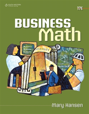 Business Math - 9780538448734