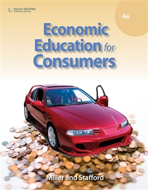 Economic Education for Consumers - 9780538448888