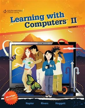 Learning with Computers II (Level Orange, Grade 8) - 9780538450713