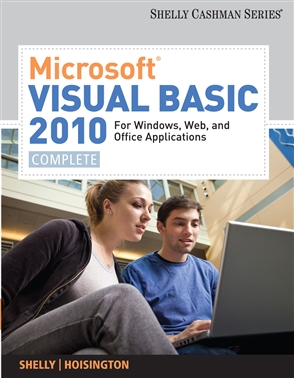 Microsoft® Visual Basic 2010 for Windows, Web, and Office