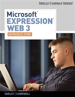 Microsoft® Expression Web 3: Introductory - 9780538474498