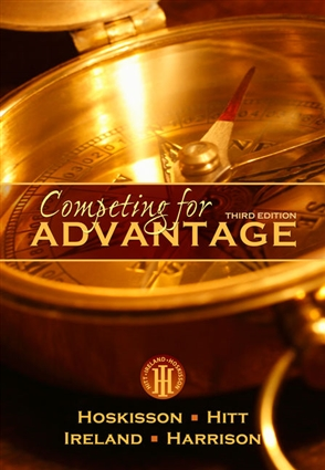 Competing for Advantage - 9780538475167