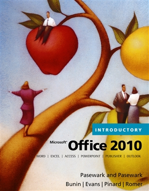 Microsoft® Office 2010, Introductory - 9780538475518
