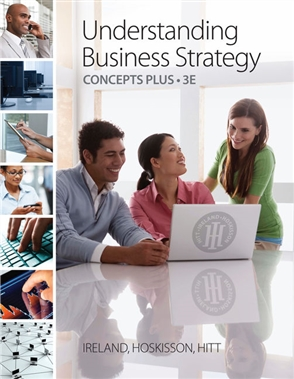 Understanding Business Strategy Concepts Plus - 9780538476812
