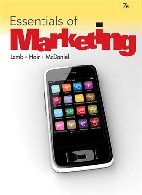 Essentials of Marketing - 9780538478342