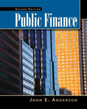 Public Finance - 9780538478441