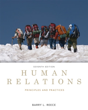 Human Relations: Principles and Practices - 9780538481670