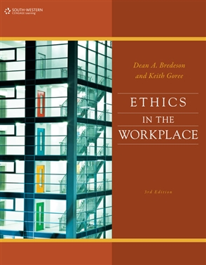 Ethics in the Workplace - 9780538497770