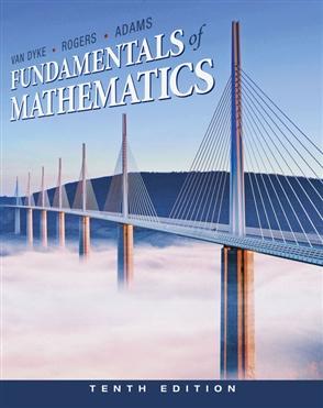 Fundamentals of Mathematics - 9780538497978