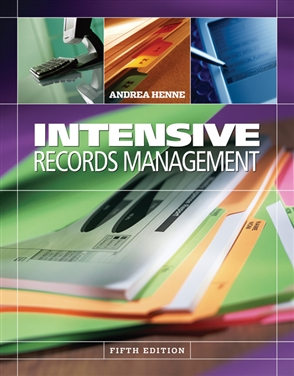 Intensive Records Management - 9780538729734