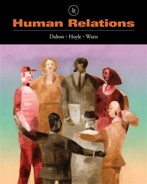 Human Relations - 9780538731089