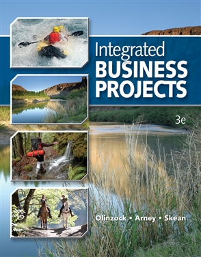 Integrated Business Projects - 9780538731096