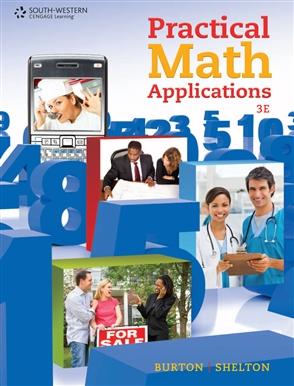 Practical Math Applications - 9780538731157