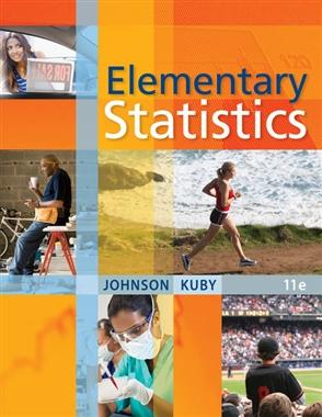 Elementary Statistics - Buy Textbook | Robert Johnson