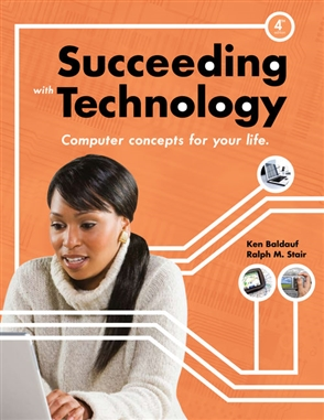 Succeeding with Technology - 9780538745789
