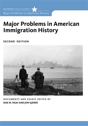 Major Problems in American Immigration History - 9780547149073