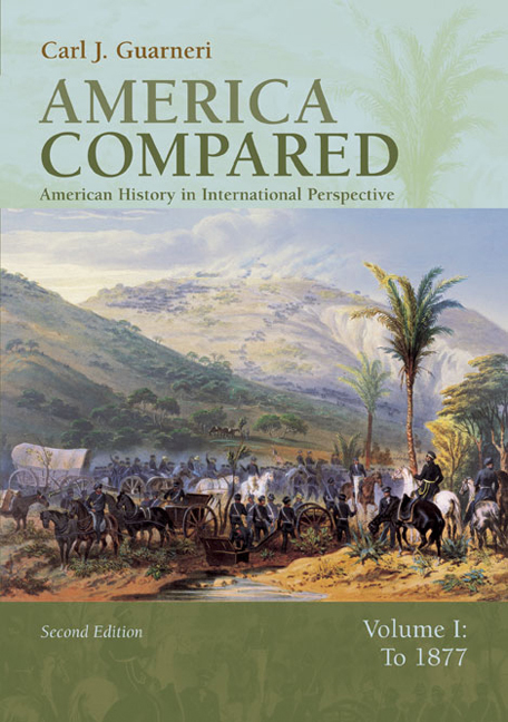 America Compared: American History in International Perspective, Volume I: To 1877 - 9780618318568