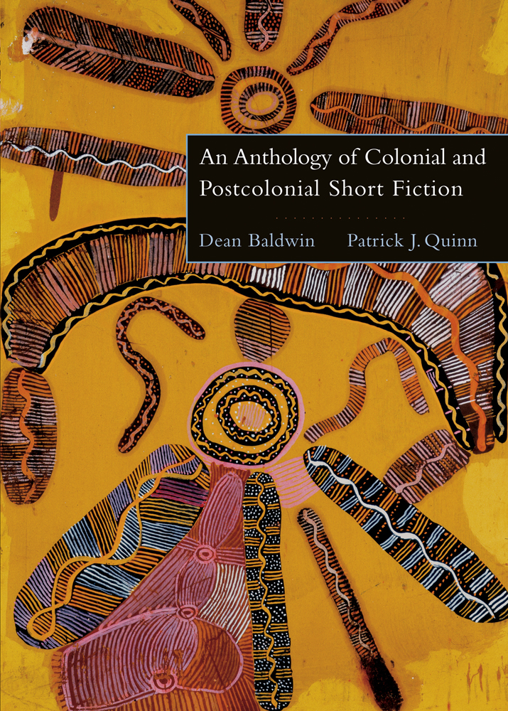 An Anthology of Colonial and Postcolonial Short Fiction - 9780618318810